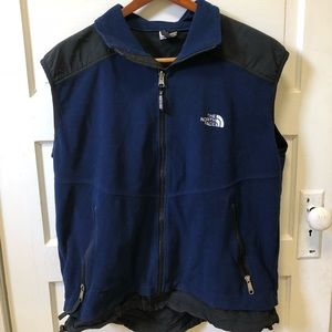 RETRO NORTH FACE FLEECE VEST